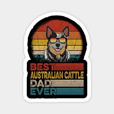 australian cattle dad ever gifts lover