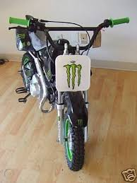 New Monster Energy Stickers Decal Kit Dirt Bike Atv Utv 45091609