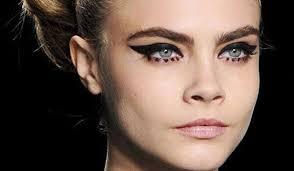 6 runway inspired cat eye makeup looks