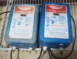 Lot 476two Parmak Electric Fencer Ultra Power Model Xl