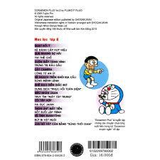 Sách - Doraemon Kỉ Niệm - Tập 1