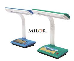 Đèn bàn học milor LED chống cận Milor ML 7004 - Milor bảo vệ mắt