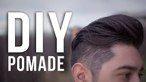 diy pomade how to make pomade at home