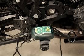 Basic motorcycle maintenance checklist: Nine steps for worry-free riding -  RevZilla