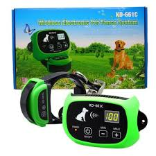 Wireless Dog Fence Kit Kd661