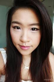 asian ulzzang style valentine s makeup