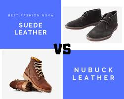 clean shoes with suede or nubuck