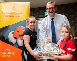 Official Opening of Presentation Place | Tinteán Housing Carlow