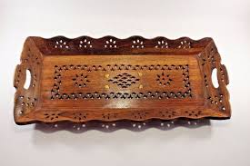 wooden serving tray manufacturer in