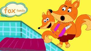 fox family Сartoon for kids 300