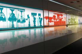 project highlight backlit wall art