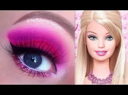 tom jerry barbie makeup tutorial