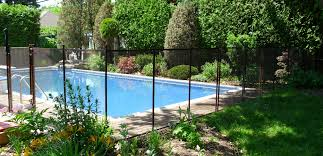 Home Pool Guard Removable Fence Distribution Pool Guard