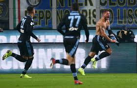 Inter vs Lazio - Coppa Italia - Quarti di finale 2018/2019