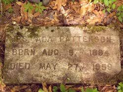 Mrs Ada Patterson (1884-1959) - Find A Grave Memorial