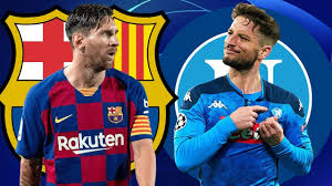 Barcelona vs Napoli en Vivo - YouTube