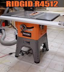Ridgid R4512 Jays Custom Creations