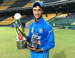 India U-19 cricketer Abhishek Sharma is fan of MS Dhoni's finishing skills