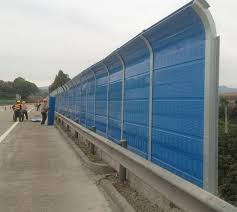 China Anti Noise Acoustic Fencing Highway Soundproof Wall China Sound Barrier Sound Insulation