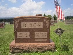 Myrtle Ivy Dixon (1888-1968) - Find A Grave Memorial