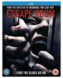 ESCAPE ROOM di Adam Robitel BLURAY in Italiano/Inglese/Russo NEW .cp   eBay