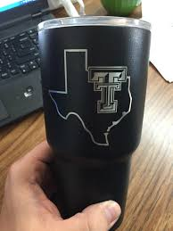I Footballized A Knockoff Yeti Cup Pretty Easy To Do Cfb