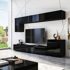 modern wall hanging tv stand cabinet