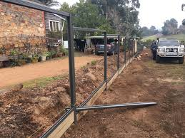 Colorbond Fencing Perth Installation Extensions Bears Fencing