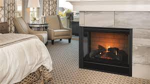 majestic direct vent gas fireplace corner