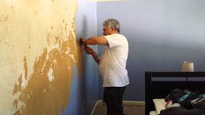 remove wallpaper that was painted over