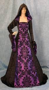 gotik dress ortaçağ dress rönesans