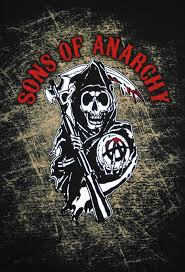 45 sons of anarchy logo wallpaper on