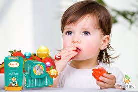 Cho bé ăn dặm hoa quả như thế nào hợp lý?-Viện Dinh dưỡng VHN Bio