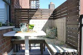 7 Diy Projects For Renters Tips Forrent Apartment Patio Dining Booth Outdoor Balcony