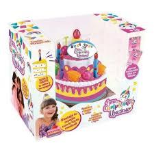 Torta De Cumpleanos Musical Unicornio Chica Bilingue Tv Edu