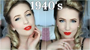 100 years of makeup for pale skin