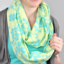 how to make an infinity scarf ofs