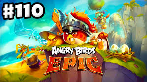 Angry Birds Epic - Gameplay Walkthrough Part 110 - Max Level 60 ...