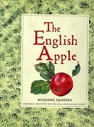 The English Apple (AUTRES PHAIDON): Amazon.co.uk: Sanders, Rosanne:  8601409712314: Books