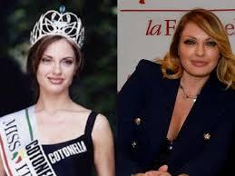 Manila Nazzaro ieri e oggi: com'è cambiata la Miss Italia del 1999