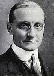 Rev. Allen Oliver Becker (1872 - 1956) - Genealogy