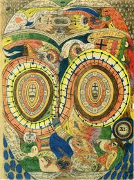 Adolf Wölfli - Arte bruta | Arte bruto, Arte, Pinturas