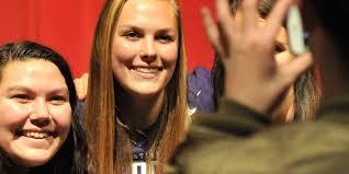 Erin Smith signs with Abilene Christian