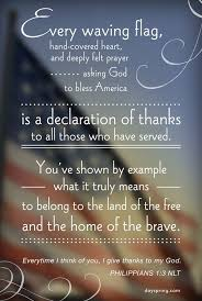 veterans day a declaration of thanks dayspring com in honor
