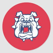 Fresno State University Stickers 100 Satisfaction Guaranteed Zazzle