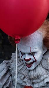 bill skarsgard clown pennywise