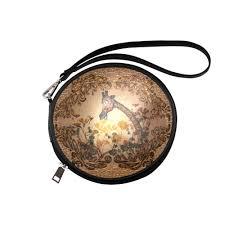 bird round makeup bag model 1625