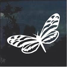 Butterfly Window Decal Sticker A13 Custom Sticker Shop