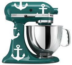 Kitchenaid Anchor Vinyl Decals Set Of 9 Vinyl Designs By Dw Online Store Powered By Storenvy