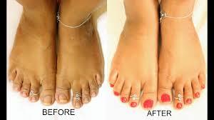 diy detox foot soak scrub